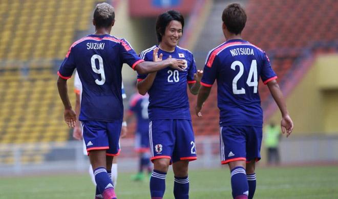 Soi kèo Nhật Bản - Paraguay