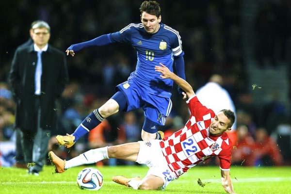 Soi kèo World Cup Argentina - Croatia