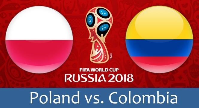 Soi kèo World Cup Ba Lan - Colombia