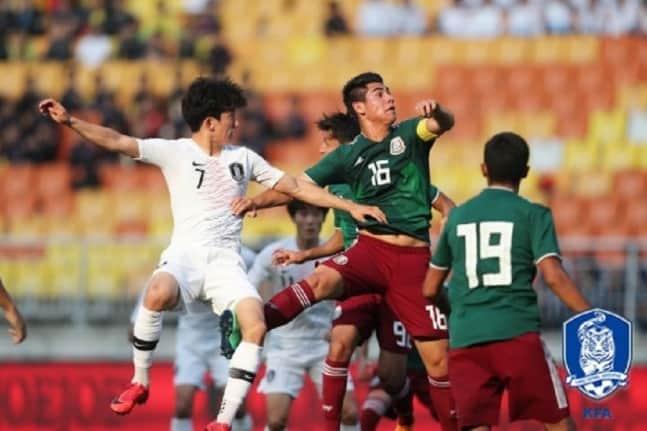Soi kèo World Cup Hàn Quốc - Mexico