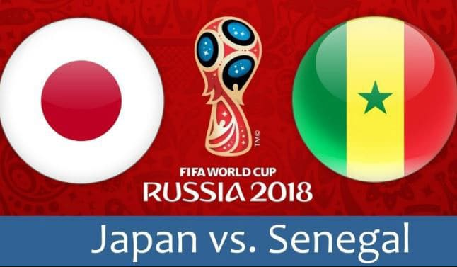 Soi kèo World Cup Nhật Bản - Senegal