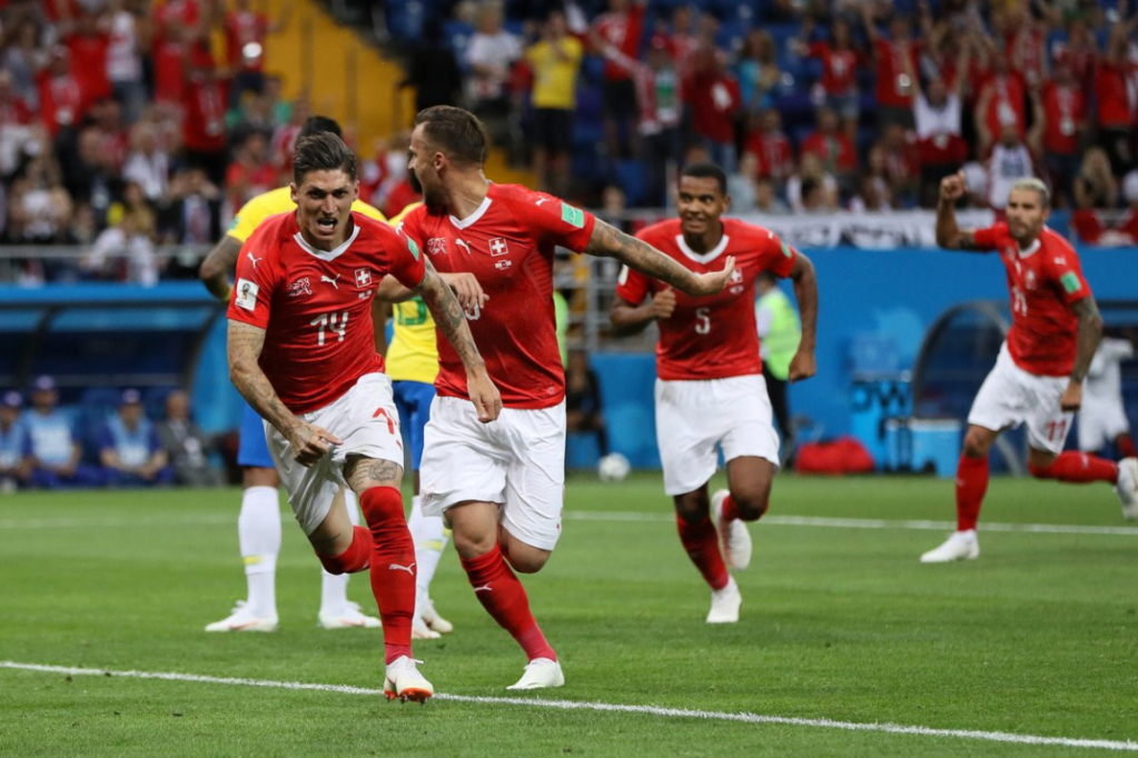 Soi kèo World Cup Serbia - Thụy Sỹ