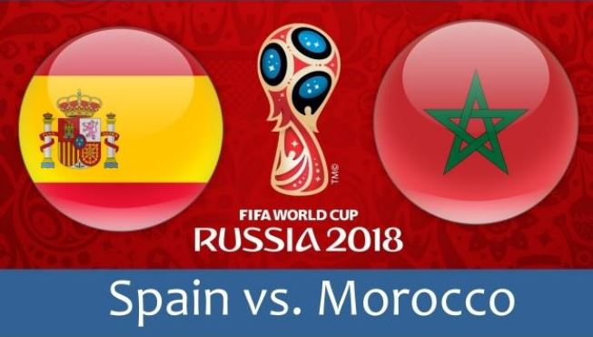 Soi kèo World Cup Tây Ban Nha - Morocco
