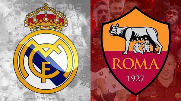 Link Sopcast Real Madrid vs Roma