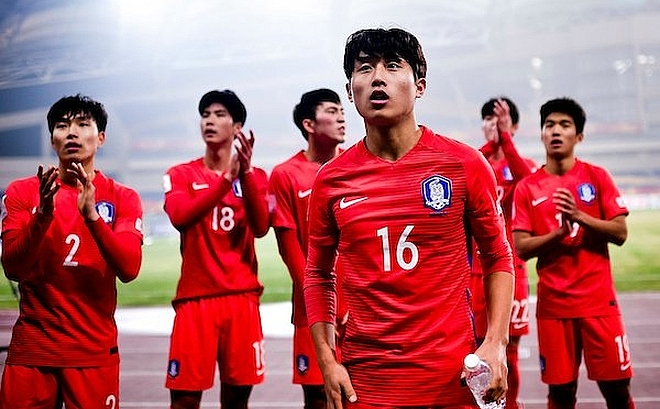 Link Sopcast U23 Việt Nam vs U23 Hàn Quốc