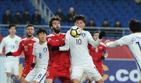 Soi kèo U23 Hàn Quốc vs U23 Kyrgyzstan, 19h00 ngày 20/8