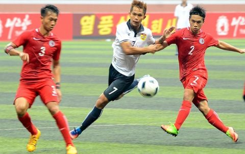 Soi kèo U23 Hồng Kông vs U23 Đài Loan, 16h00 ngày 15/8