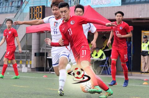 Soi kèo U23 Hồng Kông vs U23 Palestine, 16h00 ngày 17/8