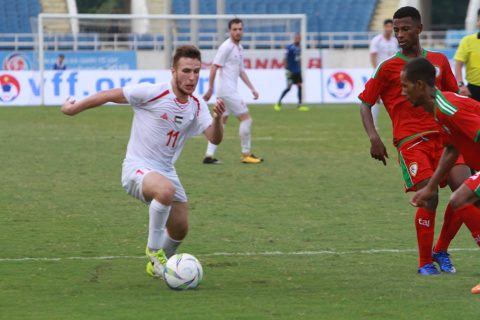 Soi kèo U23 Palestine vs U23 Lào, 16h00 ngày 12/8