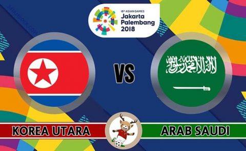 Soi kèo U23 Triều Tiên vs U23 Saudi Arabia, 16h00 ngày 20/8