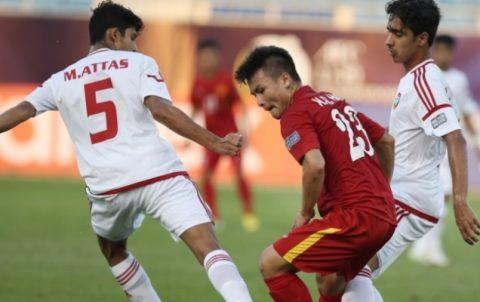 Soi kèo U23 Việt Nam vs U23 UAE, 15h00 ngày 1/9`