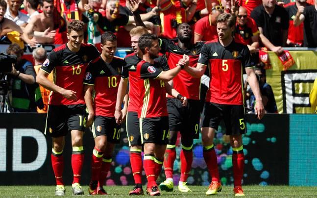 Iceland vs Bỉ