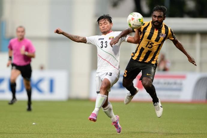 Cambodia vs Malaysia