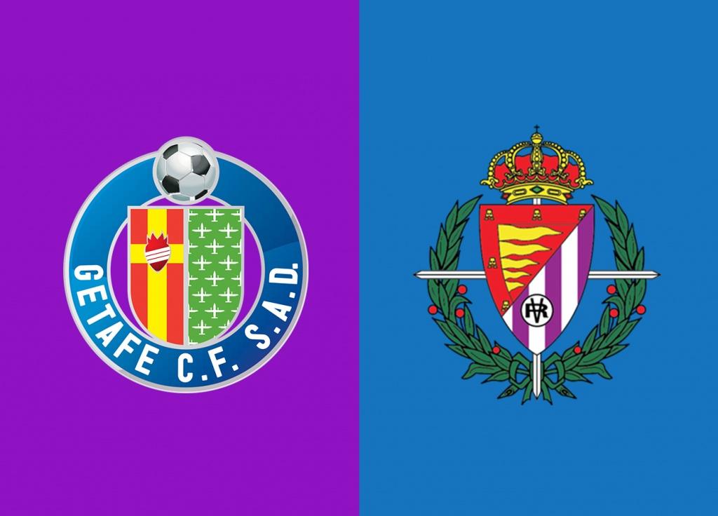 Kết quả hình ảnh cho Valladolid vs Getafe