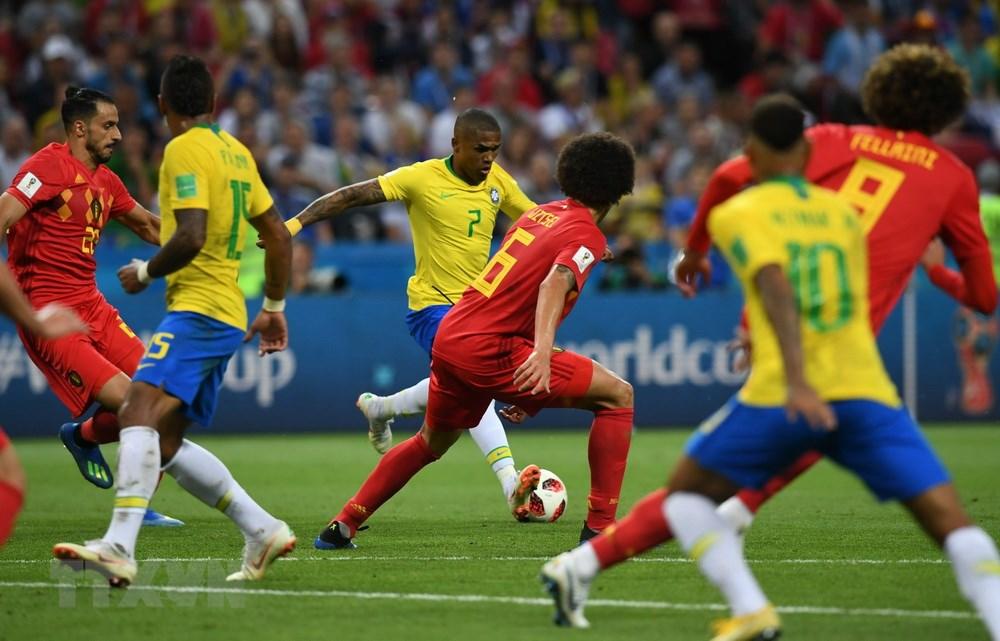 Kèo bóng đá Brazil vs Panama