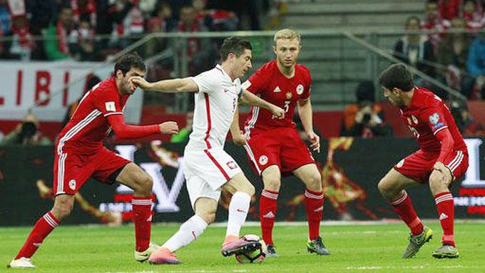 Kèo nhà cái Áo vs Ba Lan