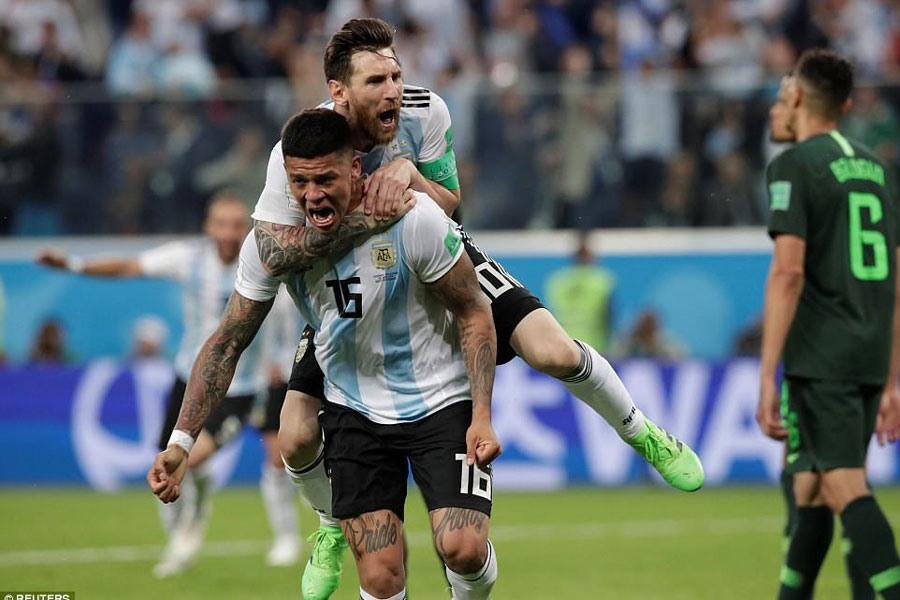 Kèo nhà cái Morocco vs Argentina