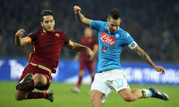 Kèo nhà cái Roma vs Napoli