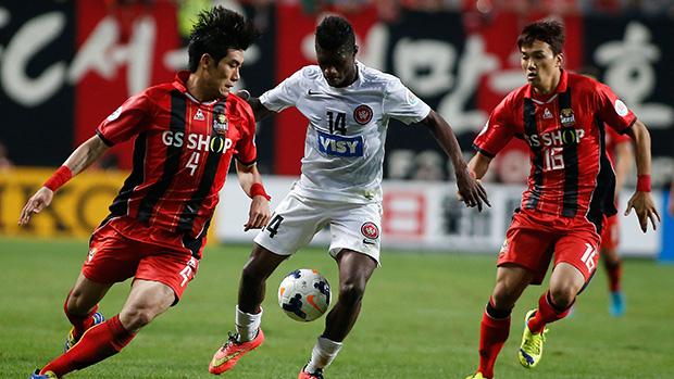 Kèo nhà cái Seoul vs Sangju Sangmu