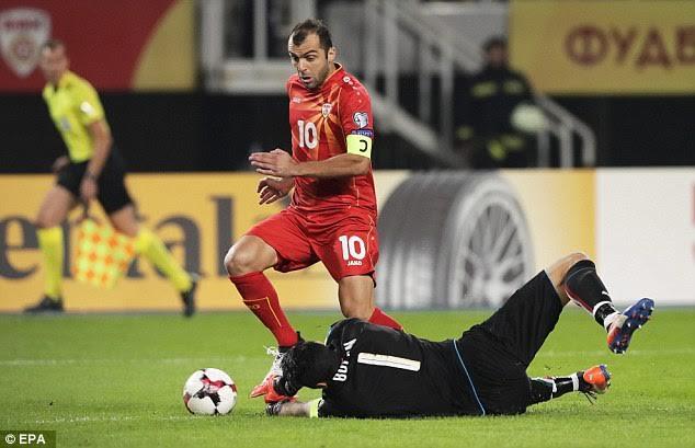 Kèo nhà cái Slovenia vs Macedonia