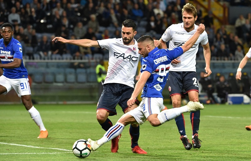 Kèo nhà cái Bologna vs Sampdoria