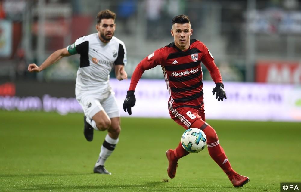 Kèo nhà cái Ingolstadt vs Dynamo Dresden