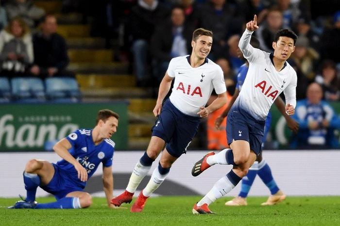 Kèo nhà cái Man City vs Tottenham