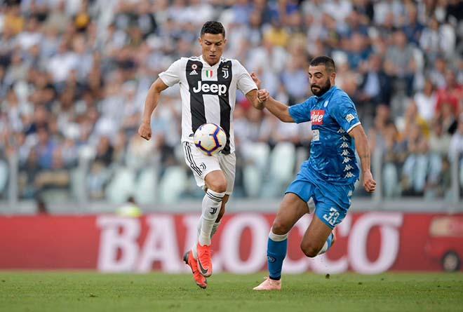 Kèo nhà cái SPAL vs Juventus