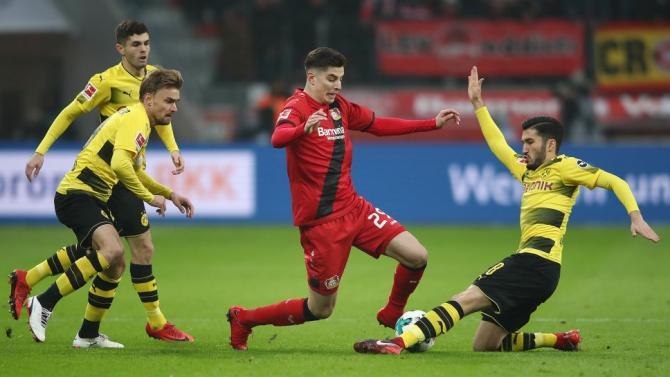 Kèo nhà cái Leverkusen vs Schalke