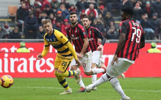 Kèo nhà cái Milan vs Bologna