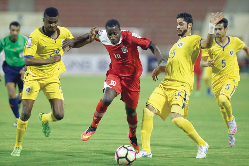 Kèo nhà cái Al Ahed vs Al Wihdat