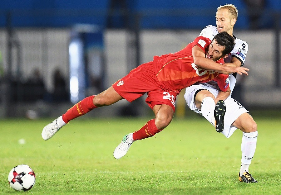 Kèo nhà cái Macedonia vs Áo
