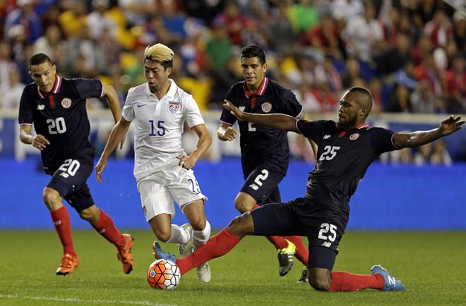 Kèo nhà cái Mỹ vs Trinidad & Tobago