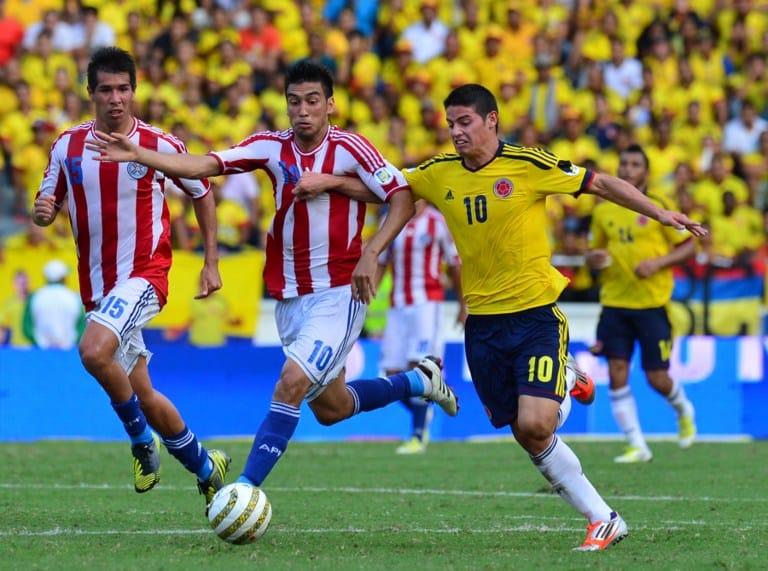Kèo nhà cái Peru vs Colombia