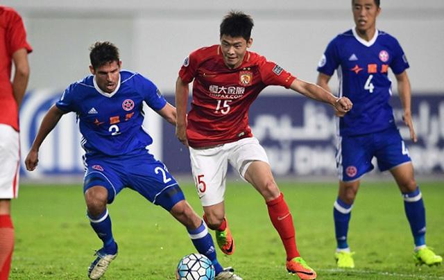 Kèo nhà cái Shandong Luneng vs Guangzhou Evergrande