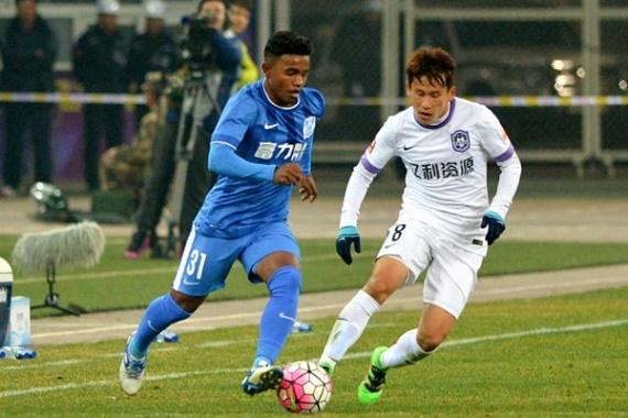 Kèo nhà cái Shenzhen vs Tianjin Teda