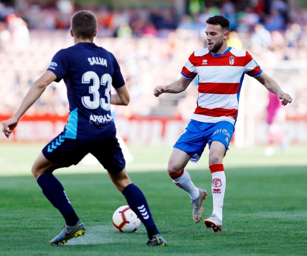 Kèo nhà cái Tenerife vs Zaragoza
