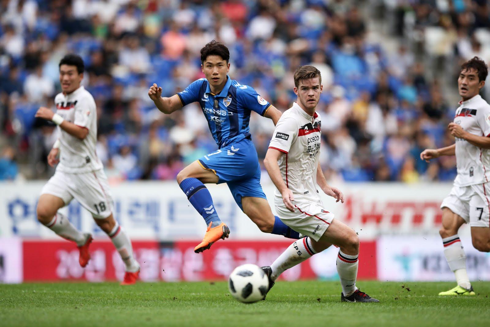 Kèo nhà cái Ulsan vs Pohang Steelers