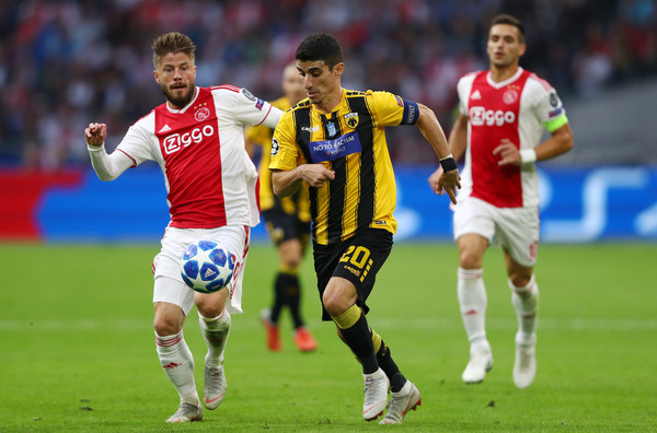 Soi kèo APOEL vs Ajax