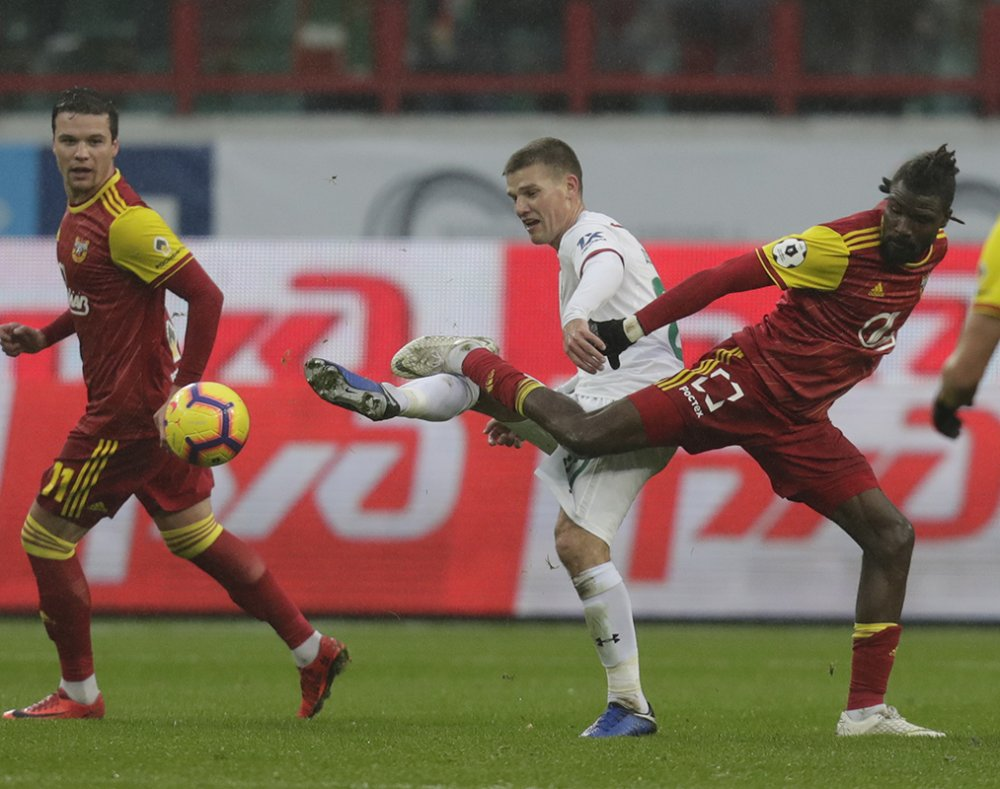 Soi kèo Arsenal Tula vs Ufa