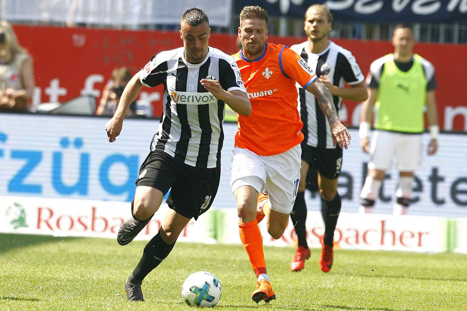 Soi kèo Darmstadt vs Dynamo Dresden