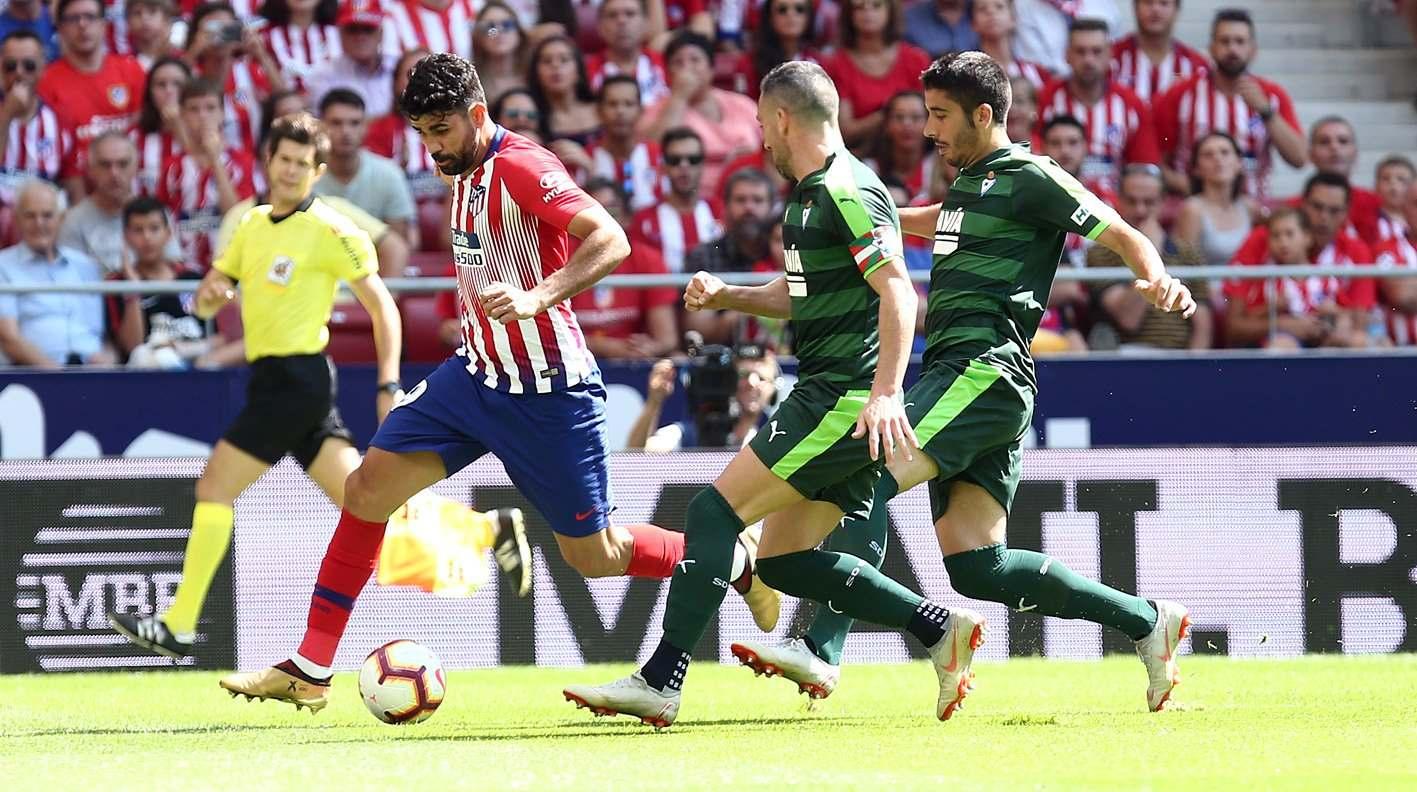 Soi kèo Leganes vs Atletico Madrid
