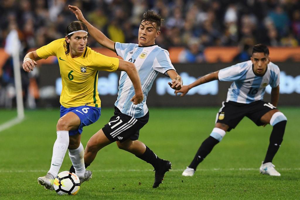 Soi kèo Chile vs Argentina