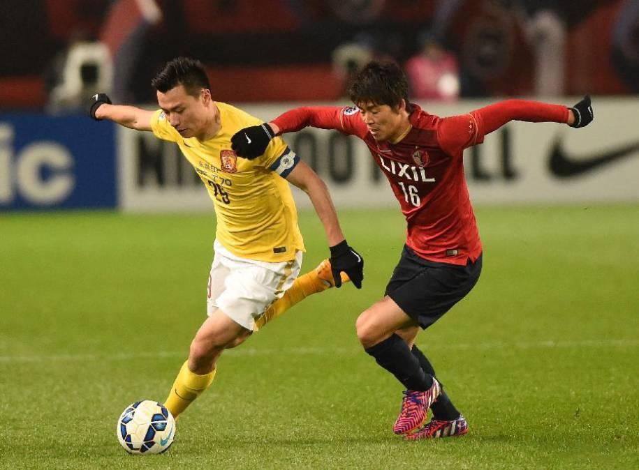 Soi kèo Jiangsu Suning vs Guangzhou Evergrande
