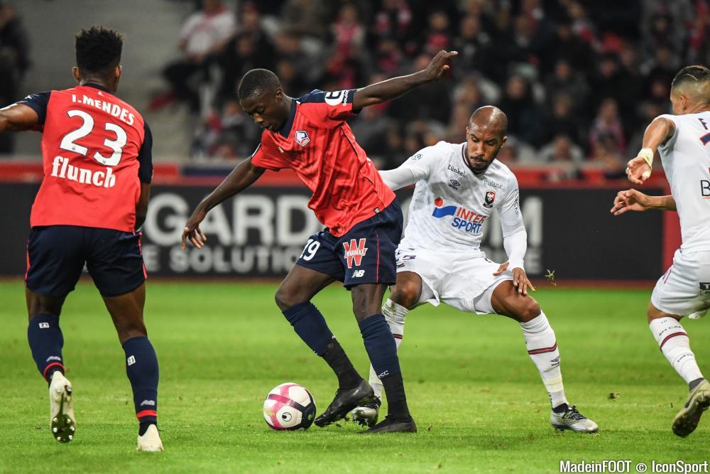 Soi kèo Lille vs Angers