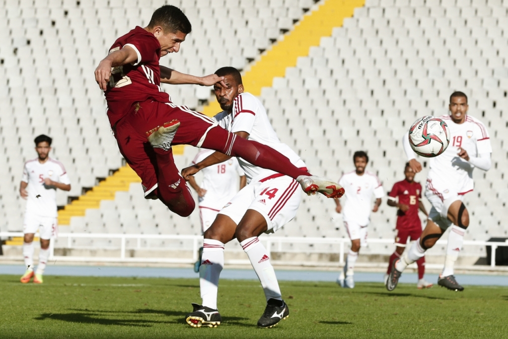 Soi kèo Malaysia vs UAE