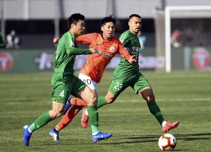 Soi kèo Shenzhen vs Beijing Guoan