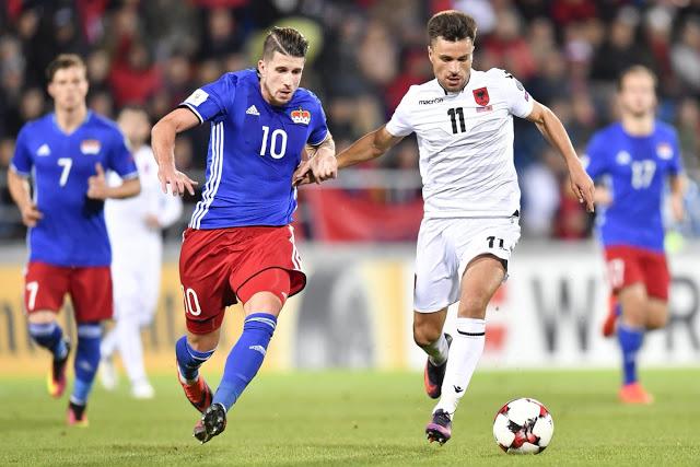 Soi kèo Albania vs Andorra