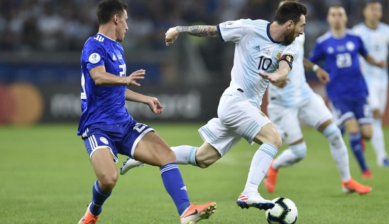 Soi kèo Argentina vs Uruguay