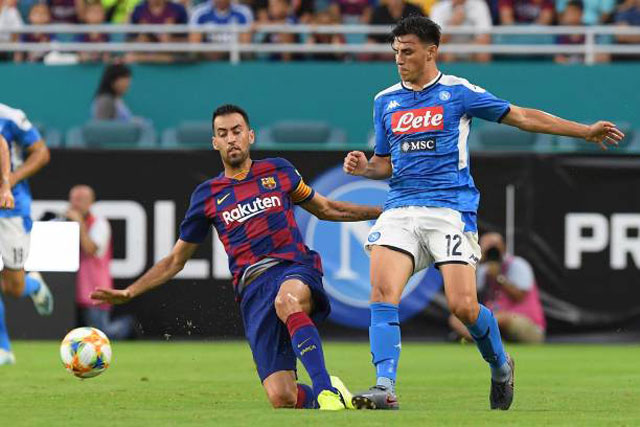 Soi kèo Barcelona vs Celta Vigo